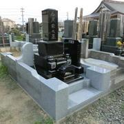 外柵・墓石建立工事
